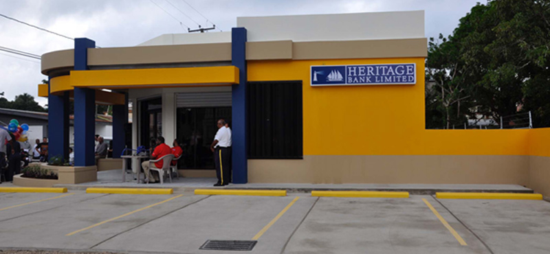 Heritage Bank Opens Benque Branch